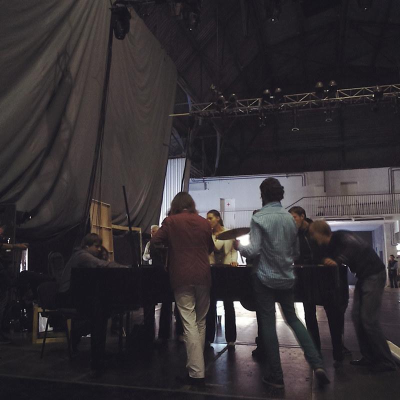 IYOV (Job) opera requiem Gogolfest 2015