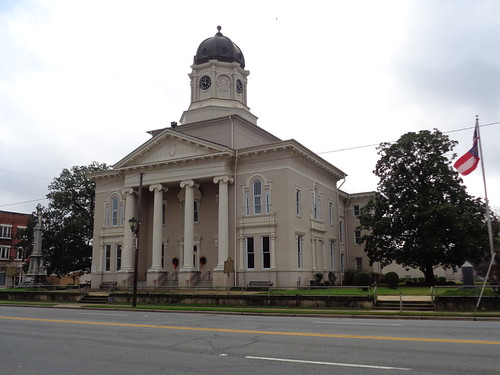 georgia 2015 countycourthouse hawkinsville pulaskicounty georgiastateroute11 usroute341