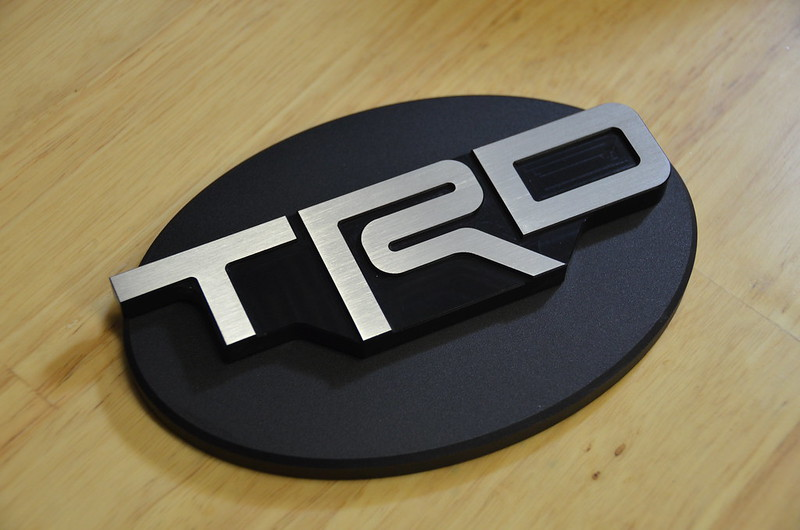Trd And Teq Emblems Tacoma World