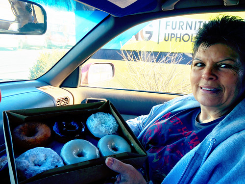 Duck Donuts with Mom (January 25 2015)