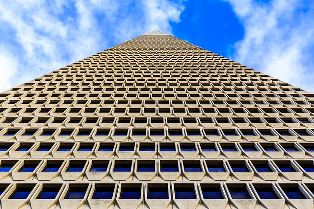 Transamerica Pyramid - Color