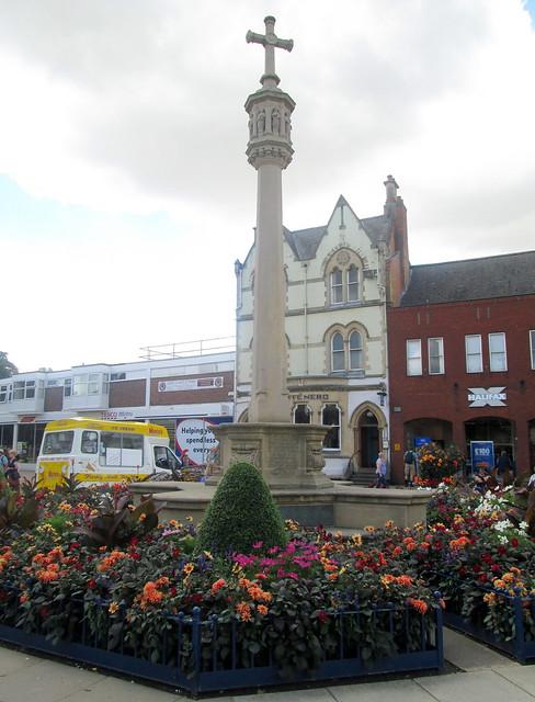 Market Harborough War Memorial