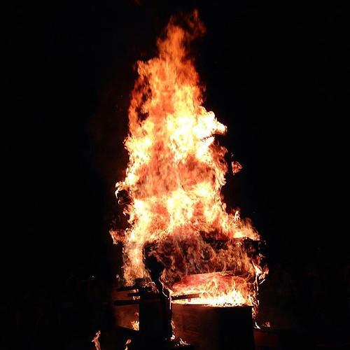 pianofire