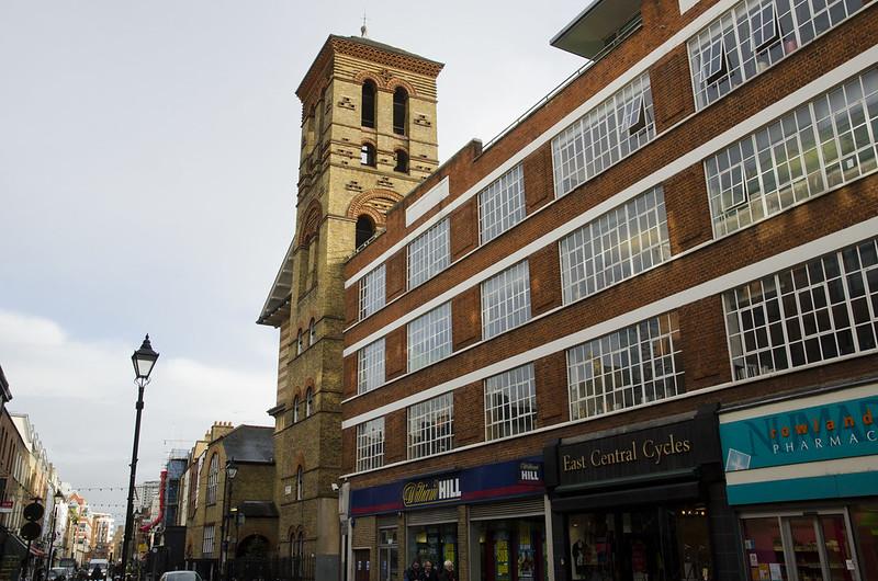 Clenkerwell - Londres