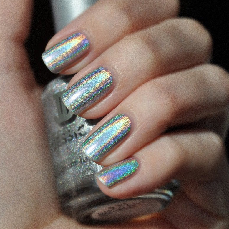 Hologram chic