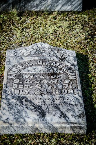 Ebenezer Methodist Church and Cemetery-036