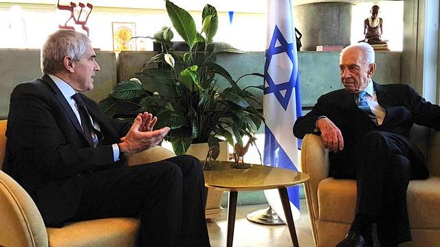 In missione in Israele e Palestina
