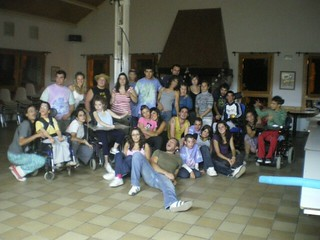 Campamentos 2008 Bustarviejo