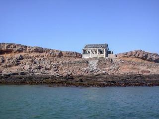 Guanoinsel Halifax Island