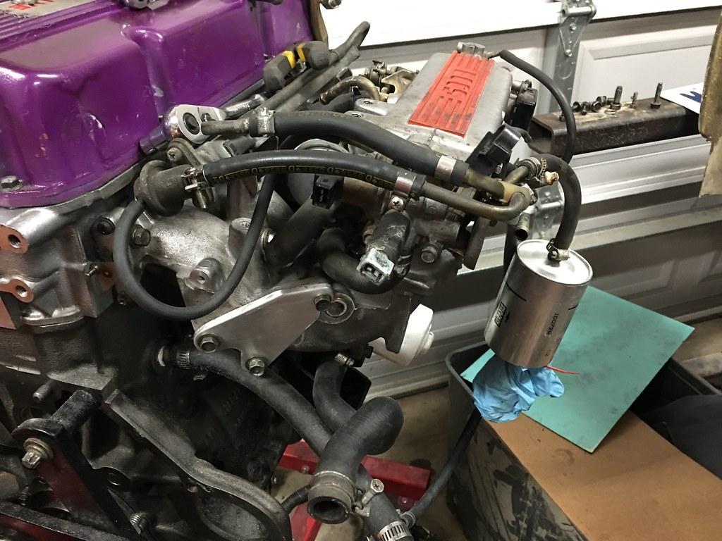 74 620 KA24E swap  Powder Pr0n inside - Project Datto