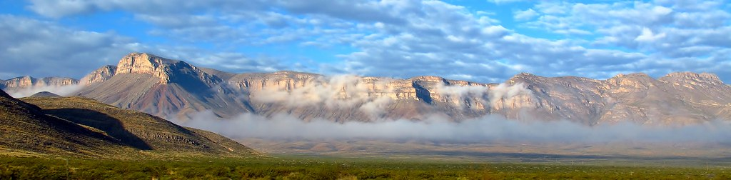 Sierra Diablo Mountains, Culberson County, Texas