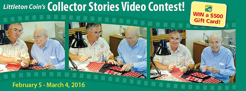 Littleton Coin COllector Stories contest