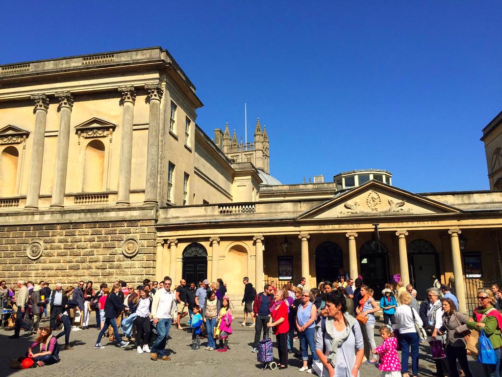 Bath en Inglaterra Bath en un día, el SPA de Roma en Inglaterra Bath en un día, el SPA de Roma en Inglaterra 24548750443 ebf762d0a8 b