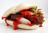 Gua bao with pork belly