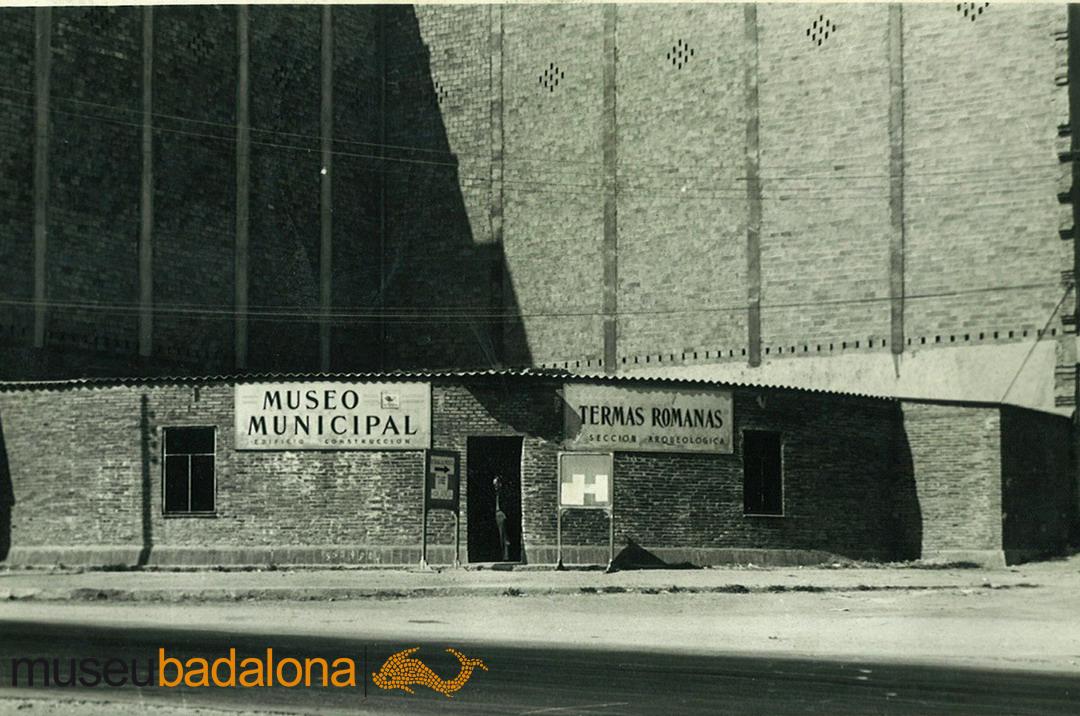 50 anys de la inauguració del Museu