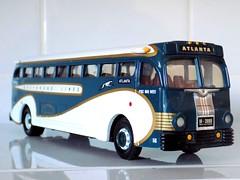 Model Buses.