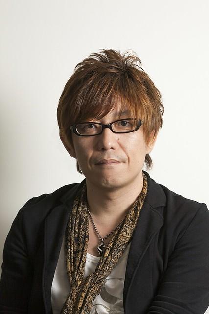 yoshida foto del director y productor de Final Fantasy XIV