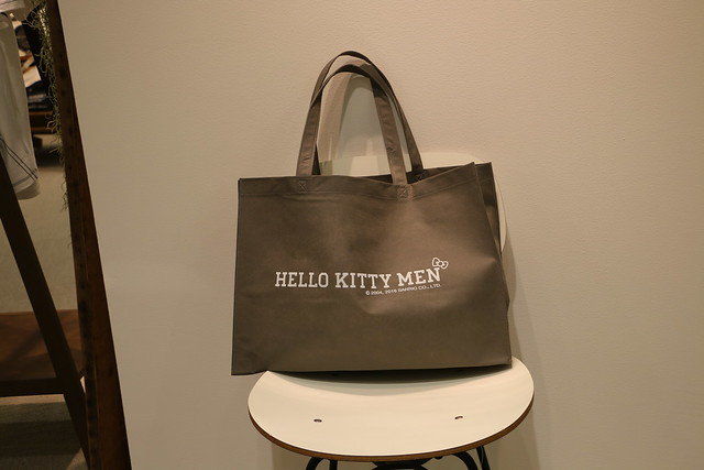 阪急メンズ大阪 HELLO KITTY MEN × The Lobby コラボカフェ スイーツ