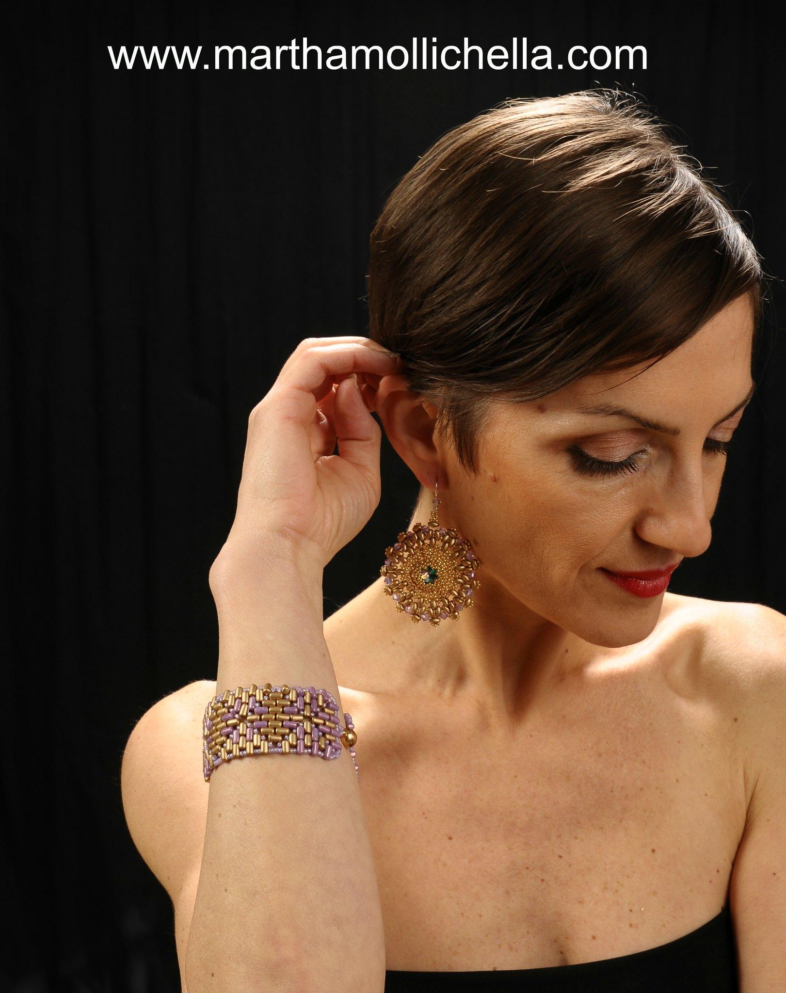 Martha Mollichella Handmade Jewelry Jewellery made in Italy with love