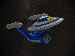 LL 1701 Enterprise