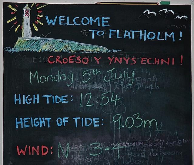 Flatholm Trip July 2010