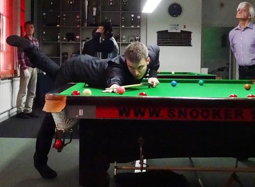 SC 147 Essen v Snookerfabrik Berlin