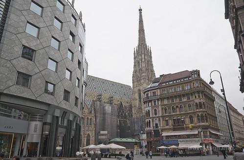 【写真】2015 東欧周遊 : ウィーン・旧市街/2015-10-10/PICT3842