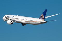N19951 United Airlines 787-9