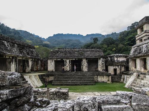 Palenque: el Palacio