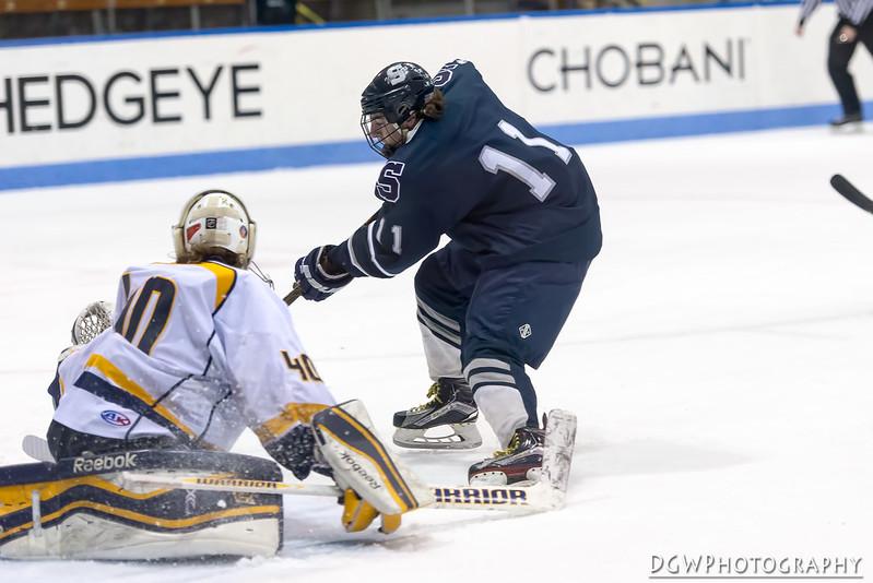 SWS vs. Woodstock Academy - CIAC Division III Hockey