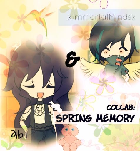 COLLAB: SPRING MEMORY #2