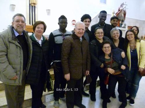 inaugurazione casa immigrati accoglienza responsabile