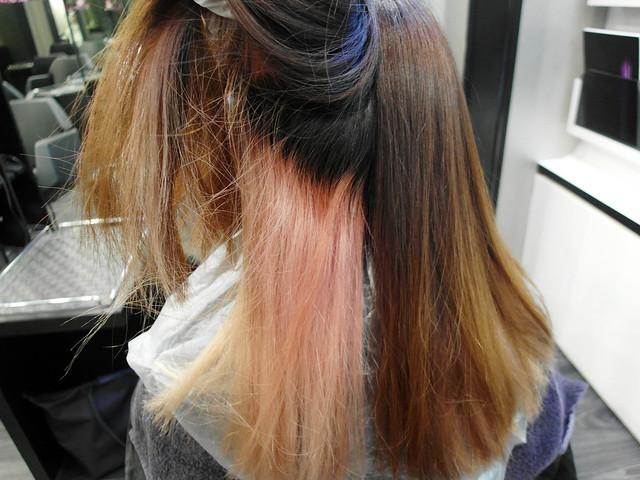 Treatment & Dye