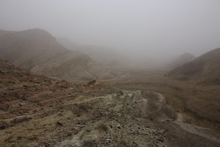 Hiking to David Gareja monastery complex