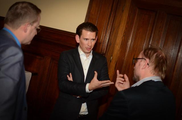 Treffen der Pressereferenten