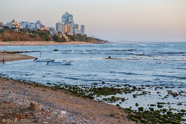 Yafo / Jaffa Beach, March 11, 2016