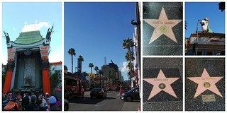 Collage Walk of Fame