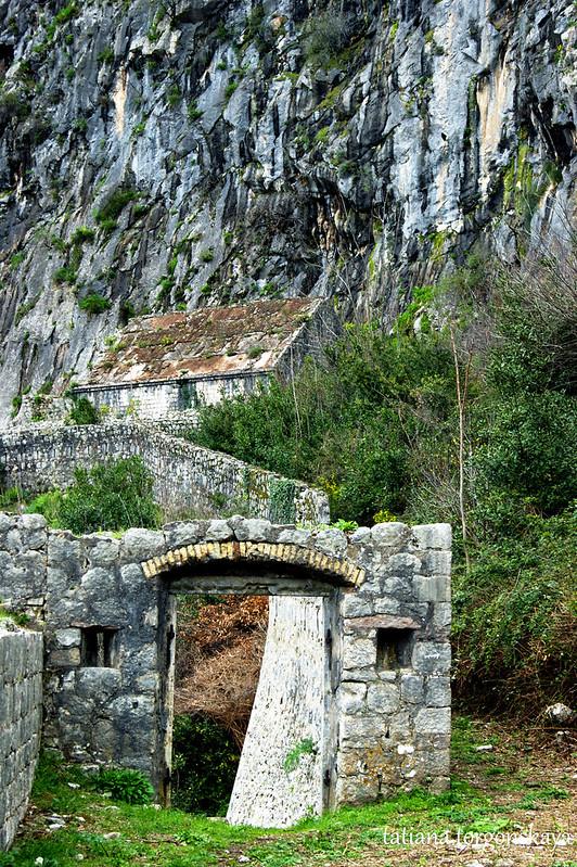 Ворота к укреплению Св. Франьо
