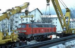 * DB  Unfall  Immenstadt