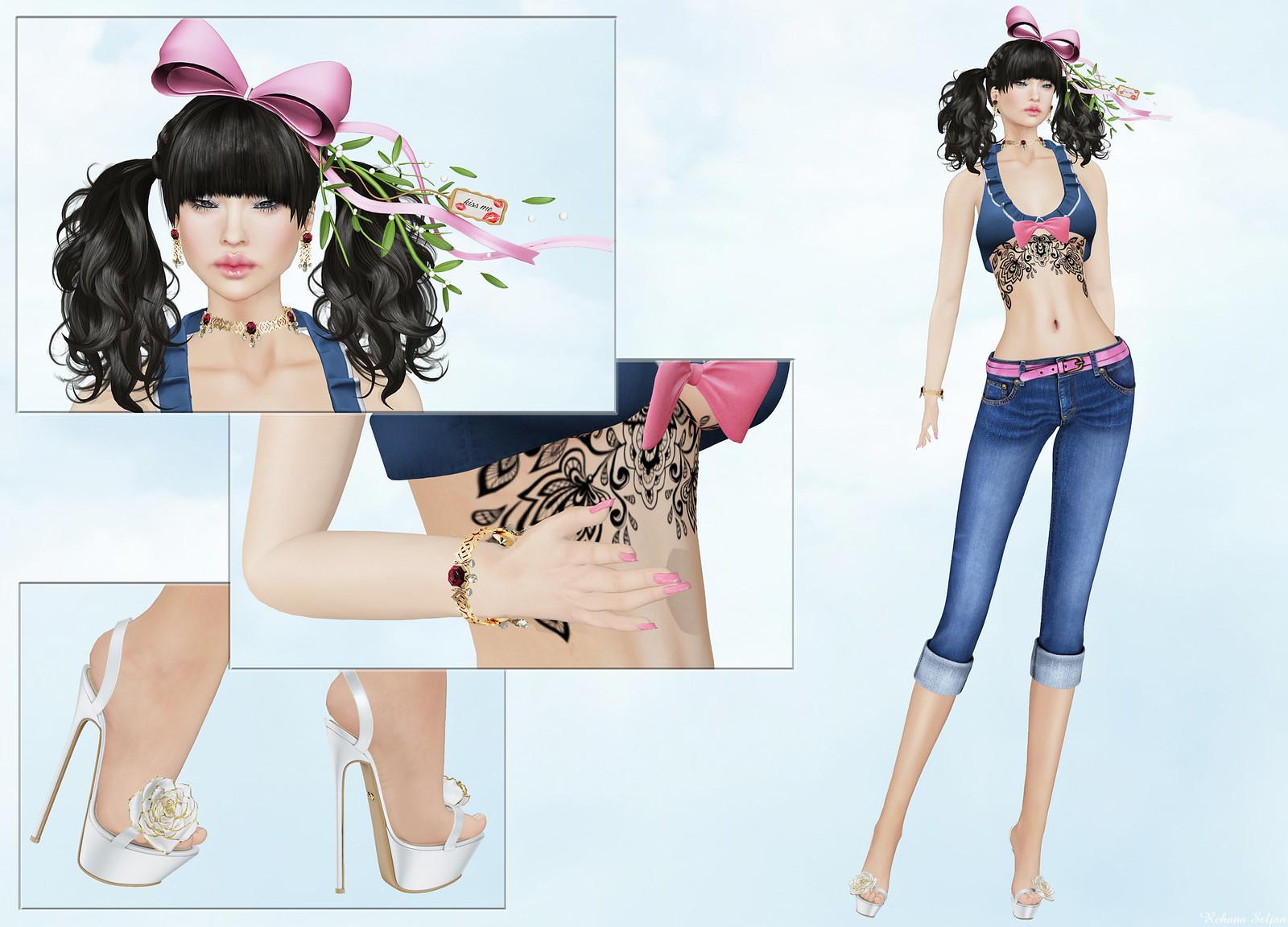 Carol G - Underboobe Flowers