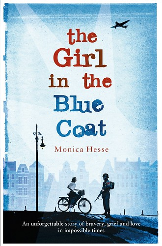 Monica Hesse, The Girl in the Blue Coat