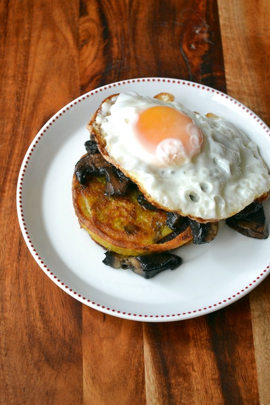 Black Pudding Fritters Recipe