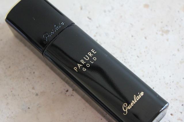 Guerlain Parure Gold liquid Foundation review