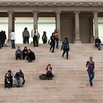 Escaleras del museo Pérgamo