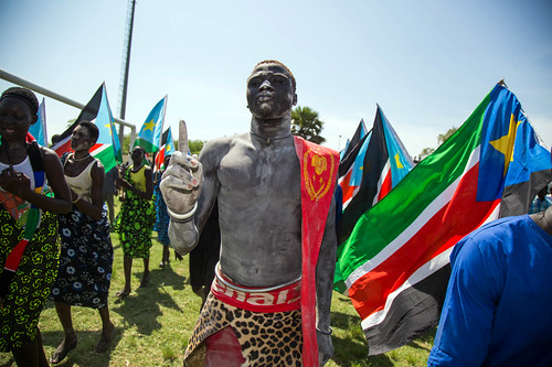 South Sudan National Wrestling Competition