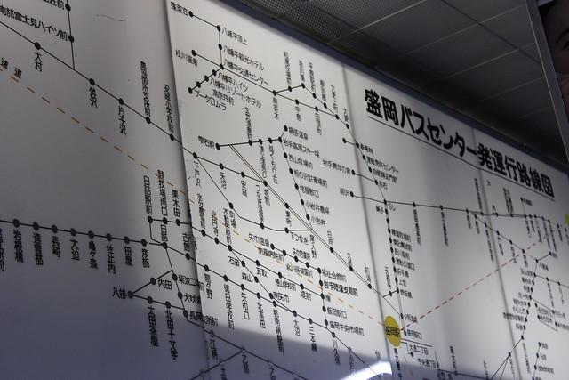盛岡バスセンター (2)