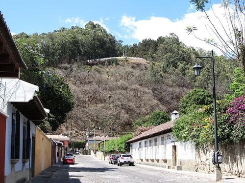 Antigua: la Colline de la Croix