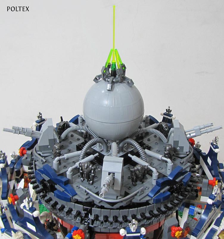 Starwars Grand Carousel