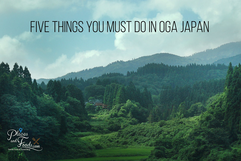 oga five things to do poster