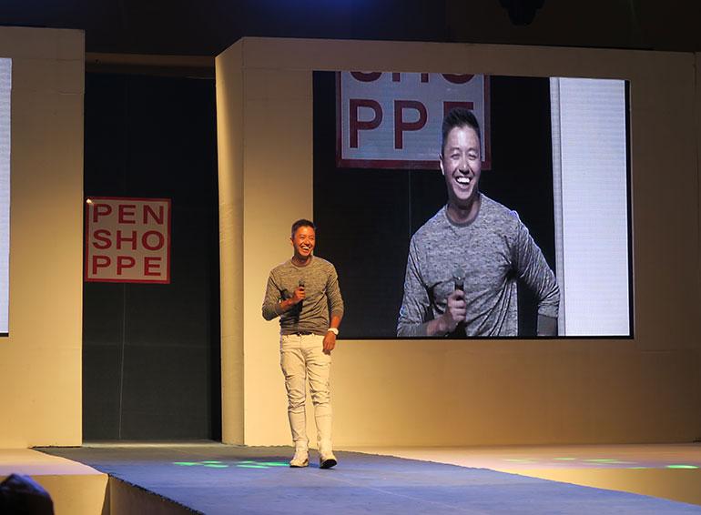 19 Sandara Park - Penshoppe Denim Lab Fashion show 2016 - Gen-zel.com(c)